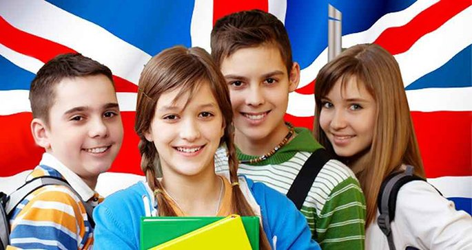 Английский для подростков